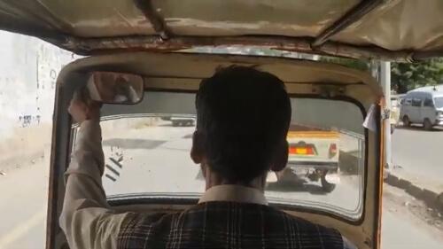 free rickshaw service