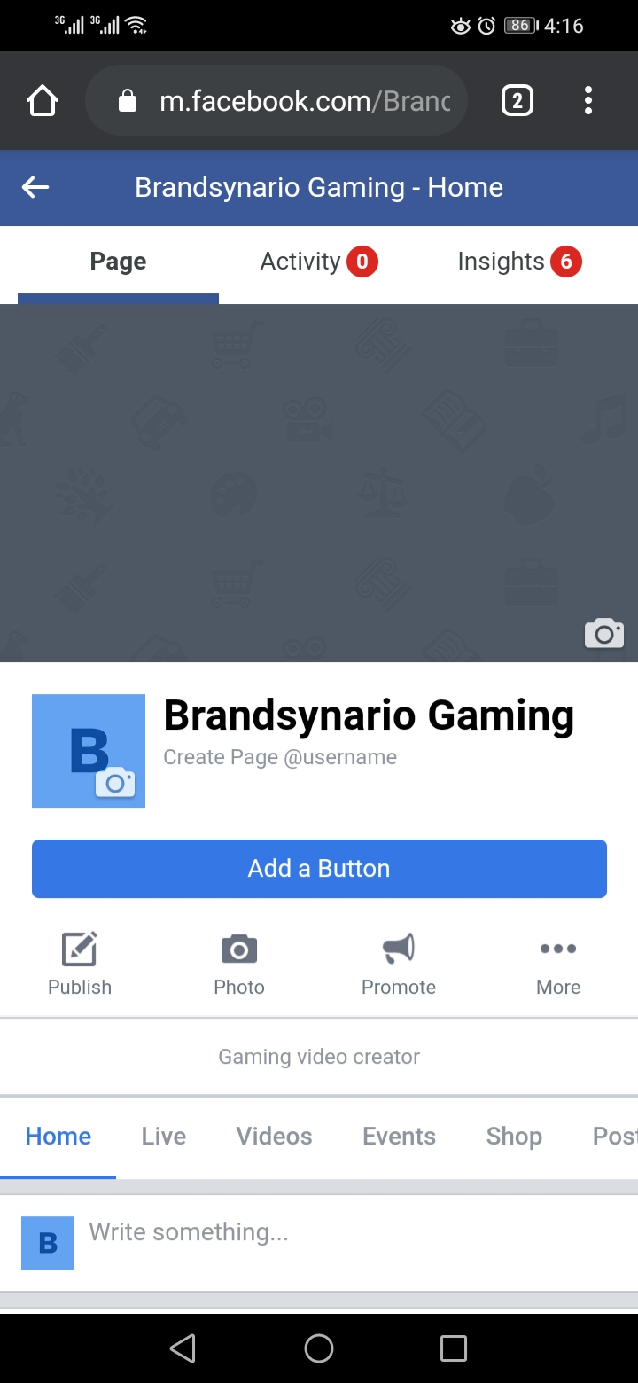 Brandsynario Gaming