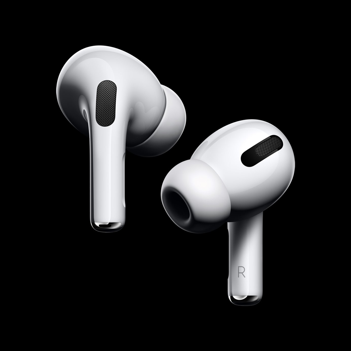 iPhone AirPods 2019