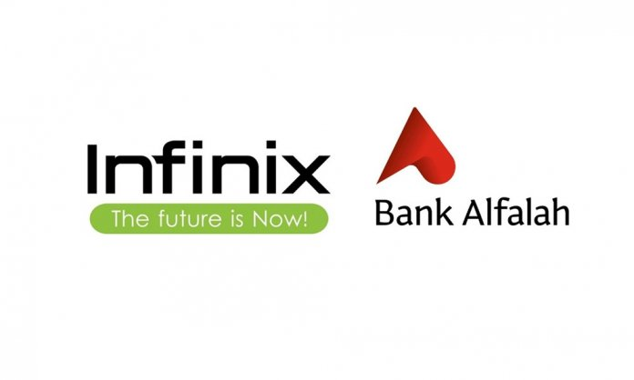 Infinix & Bank Alfalah