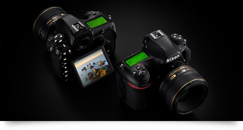 Nikon digital cameras