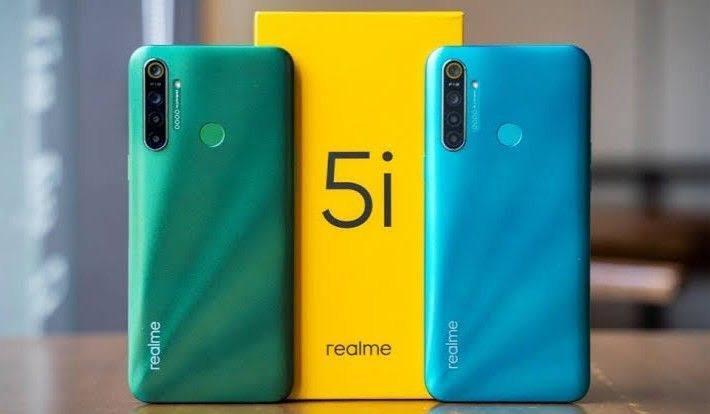Realme Budget phone