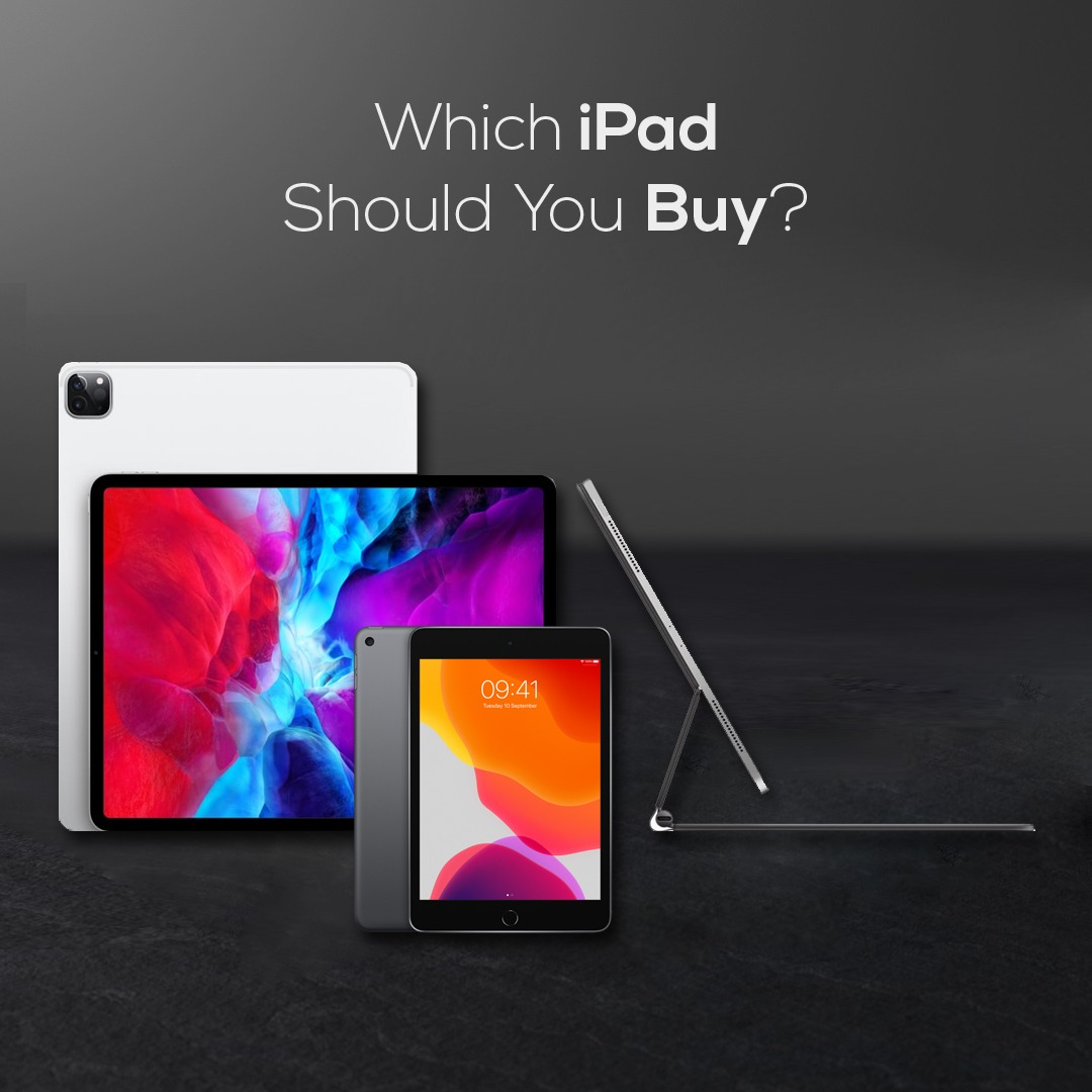 Which iPad Should You Buy?