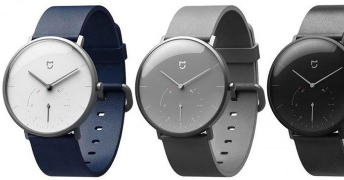 Xiaomi Budget watches for everyone