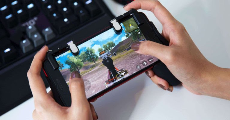 TECNO POVA PUBG gaming phone