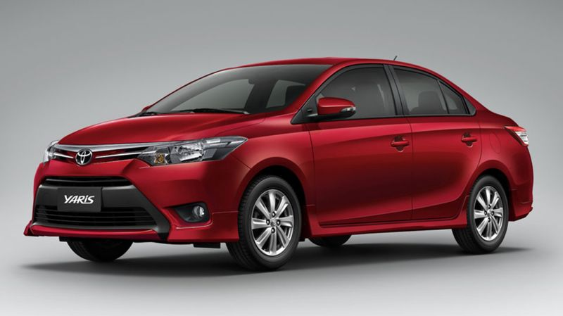 Yaris with new features