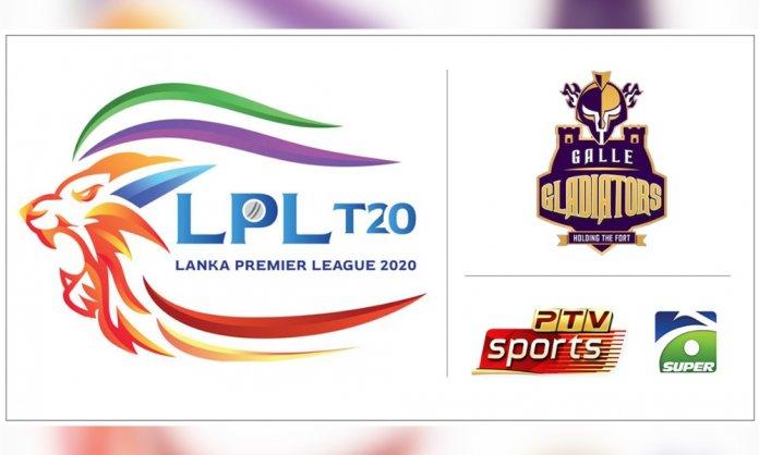 Gladiators vs The Lankan Premiere League