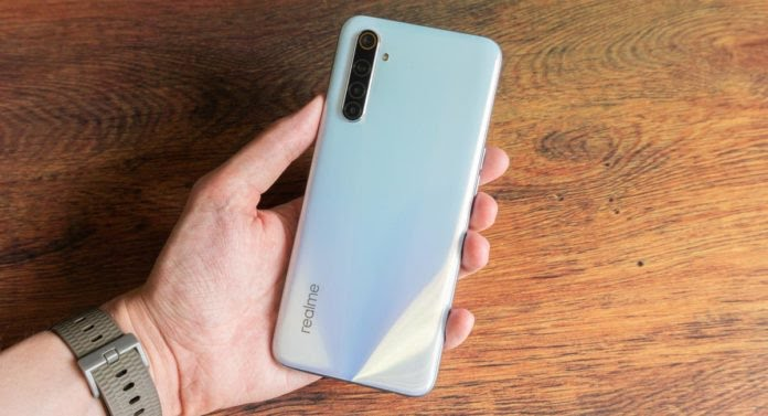 Realme Mid - Range phones with good battery