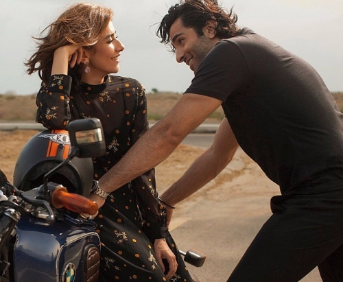 syra yousuf and sheheryar munawar