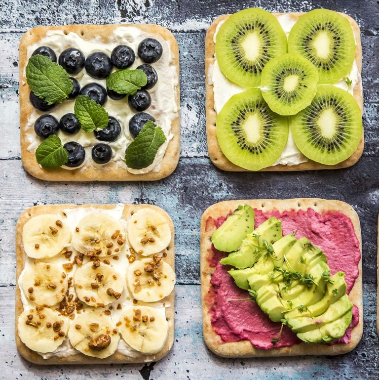 Delicious Healthy snacks to eat