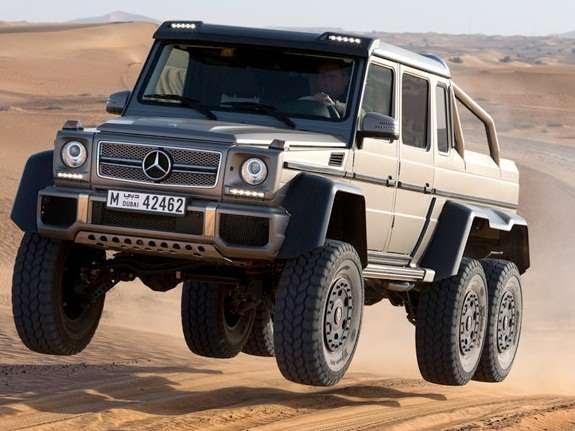 Off-road best vehicle