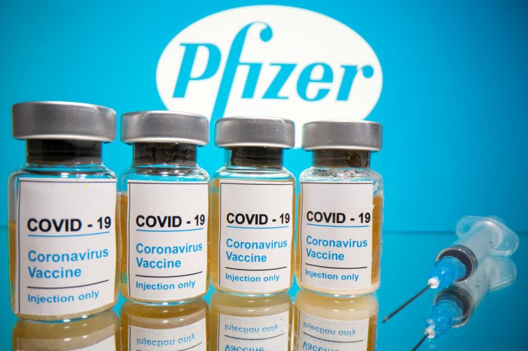 Pfizer Covid Vaccine Volunteers