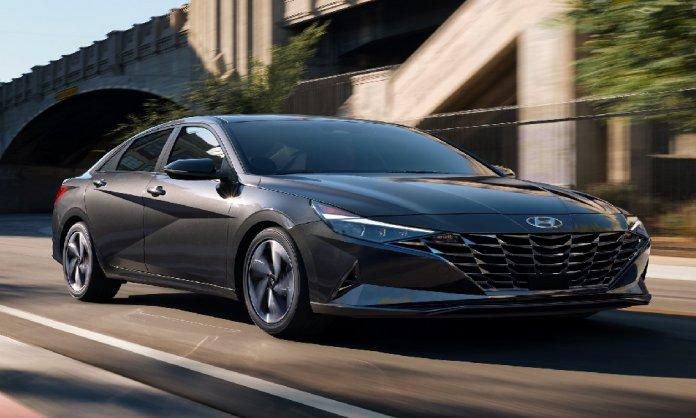 Hyundai elantra release