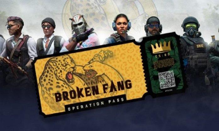 Broken Fang CSGO operation