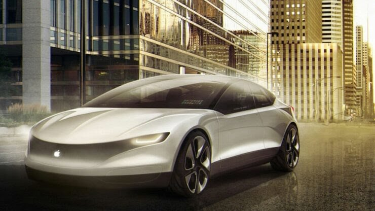 Apple Car rumour to launch