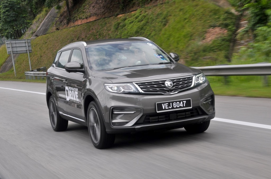 Proton X70 and what to know about it
