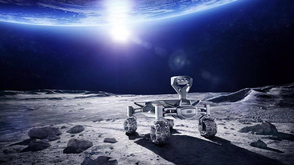 Students to race on moon