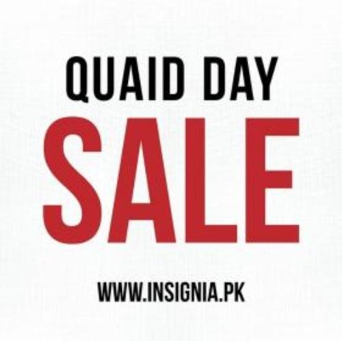 jinnah day sales