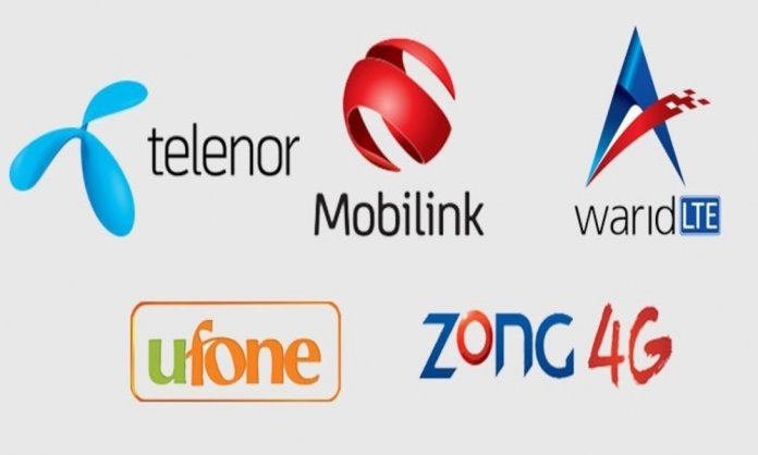 Top Cellular Networks Of Pakistan