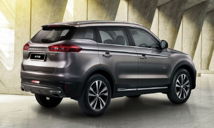 Proton X70 car and what to know