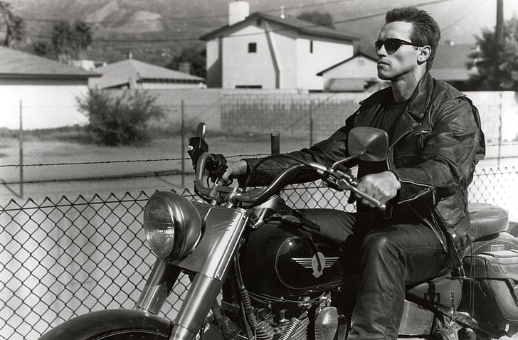 Arnold motorcycle by Harley