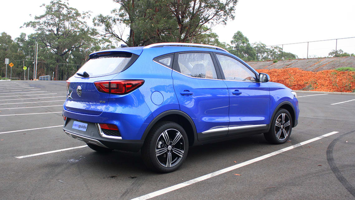 MG is an affordable SUV