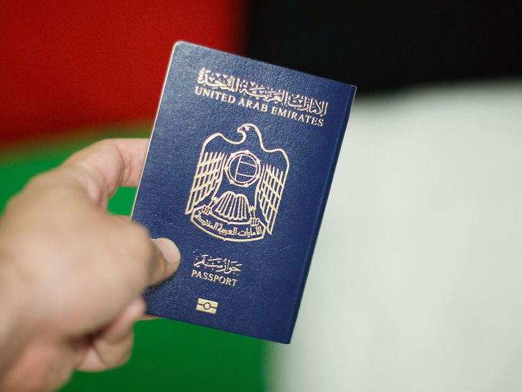 UAE gives citizenship now to people