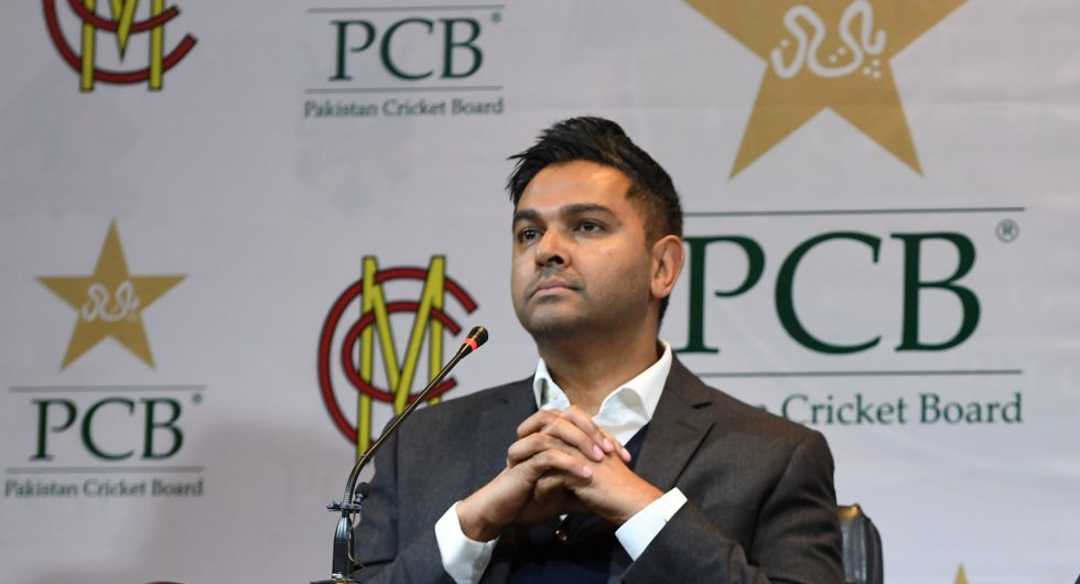 PCB Chief Wasim Khan