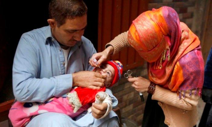 anti-polio pakistan
