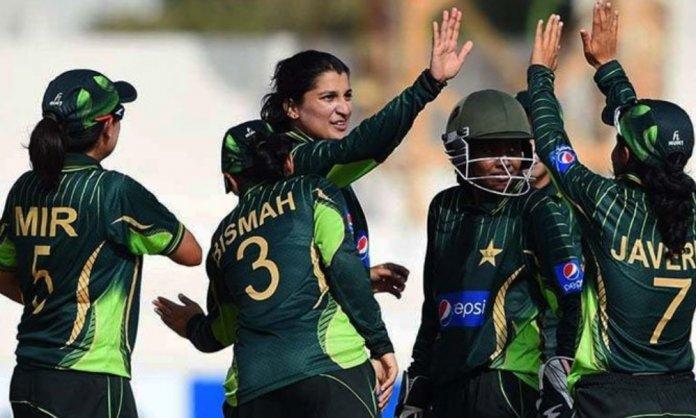 Pakistan Women Cricketers