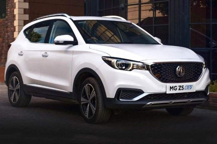 MG ZS as most affordable vehicle