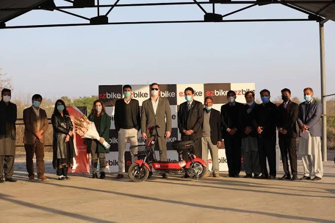 University bike service by Alumni