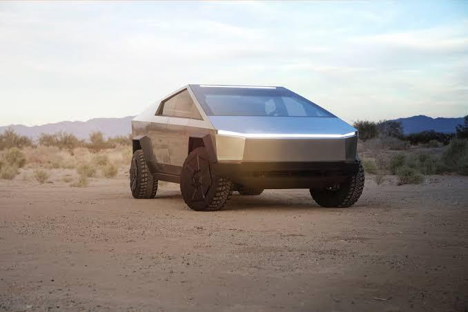 Elon Musk asked to race Cybertruck