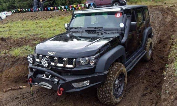 BAIC Sazgar launching new vehicles