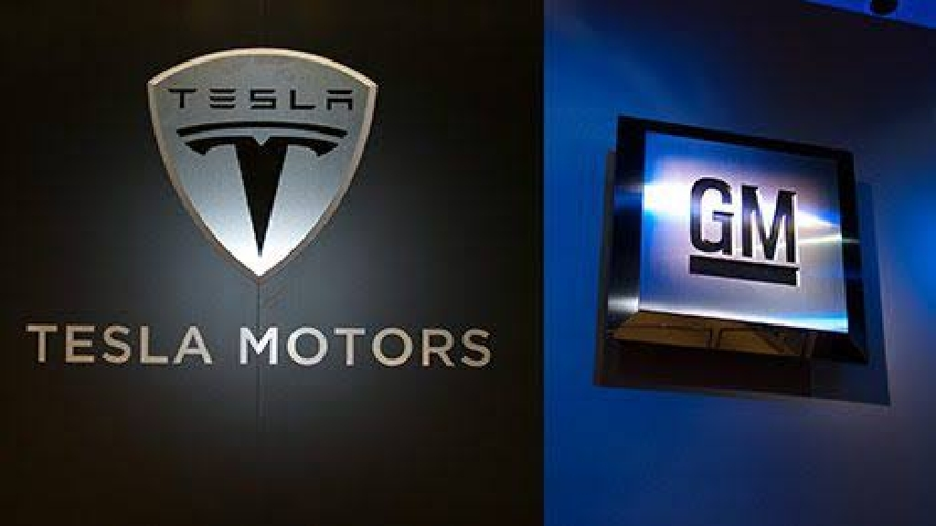 General Motors to overtake Tesla