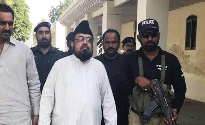 Mufti Qavi locked