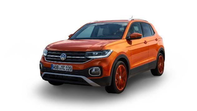 New Electric SUv by Volkswagen