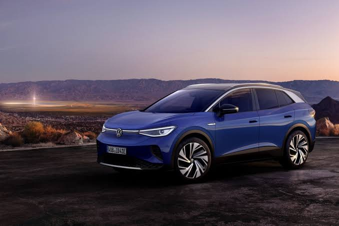 New Volkswagen vehicle out