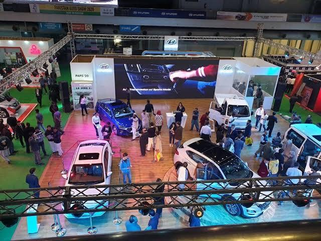 Pakistan Auto Show 2021
