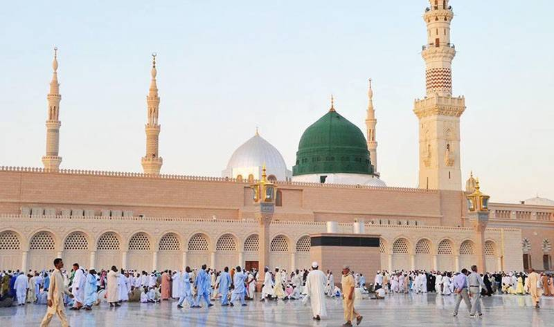 Madina among best healthy cities
