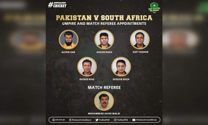 South Africa Tests