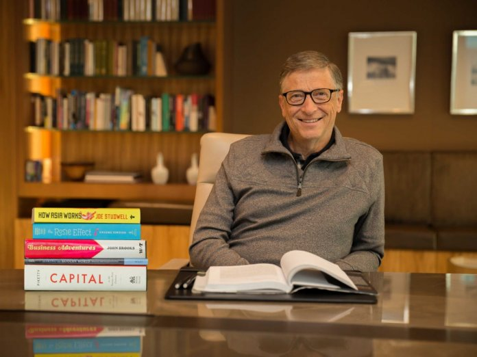 Bill Gate said to switch to Beef