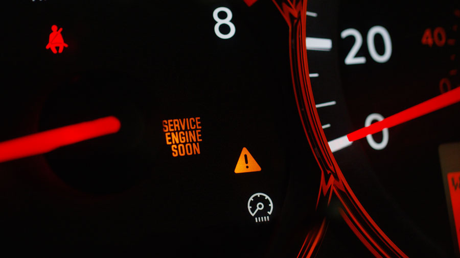 engine service of Cars