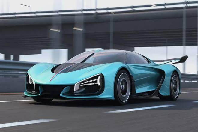 FAW and Italian partnership for electric