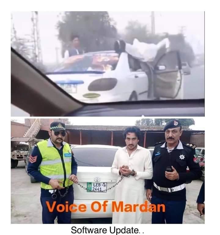 Mardan Driver and push-ups