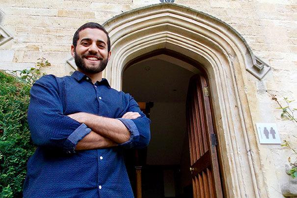 First muslim president from Harvard