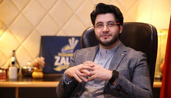 Morris Garages and Javed Afridi for Zalmi