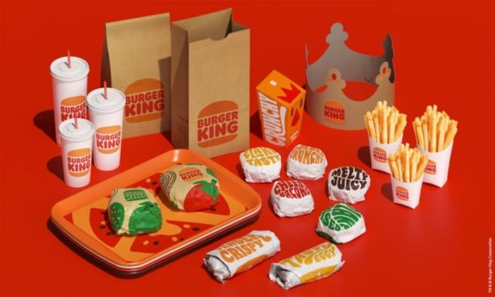 burger king mcdonalds new packaging