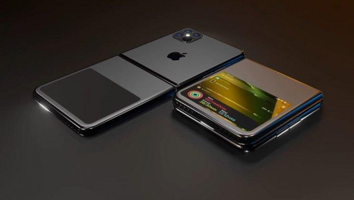 Apple new flip phone tease and leak