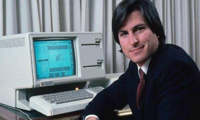 Atari and Apple with Steve Jobs